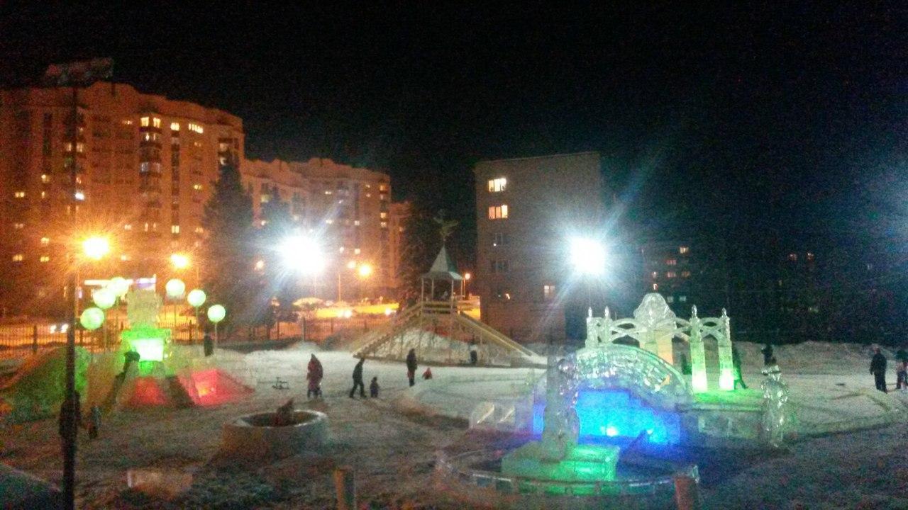 Заречный свердловская область фото зимой